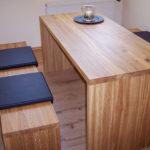 Esstisch Holztisch Massivholztisch Holzmöbel Möbel aus Holz Möbel nach Maß Massivholzmöbel Massivholz Vollholzmöbel