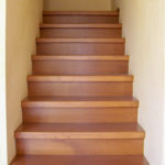 Treppe Holztreppe Treppe aus Holz Innentreppe Innentreppe aus Holz Treppenbau Treppenstufen Holz Treppe Holz