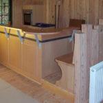 Küchentheke aus Holz Bartheke aus Holz Holzmöbel Möbel aus Holz Möbel nach Maß Massivholzmöbel Massivholz Vollholzmöbel
