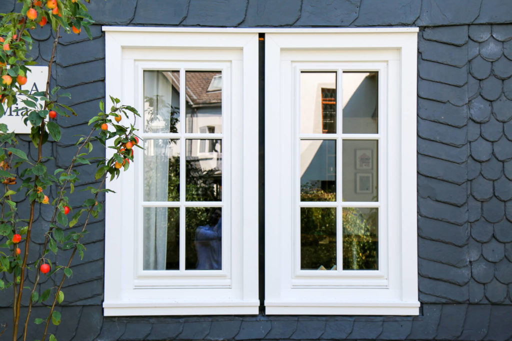 Einbruchsicher Holzfenster Fenster Holz nach Maß Sprossenfenster Fenster mit Sprossen