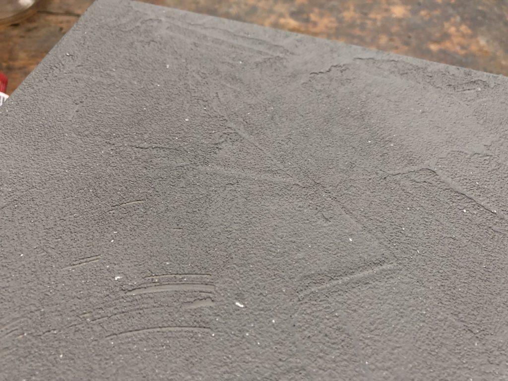 Beton-Oberflächen Tischlerei