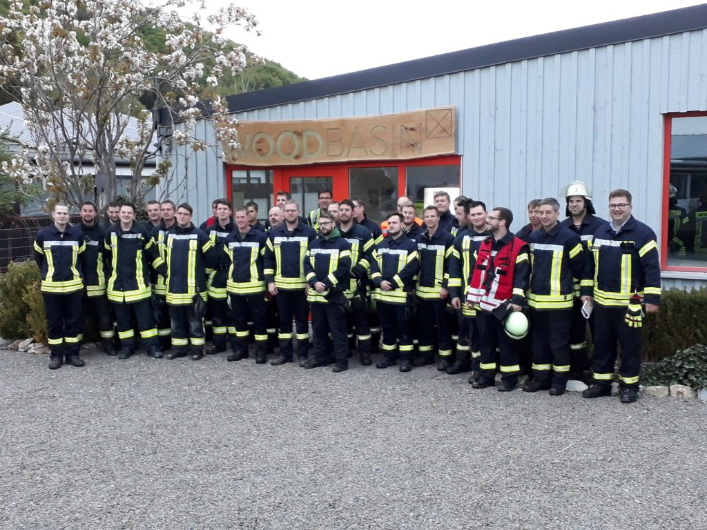 Feuerwehr Tischlerei Neumann in Olsberg