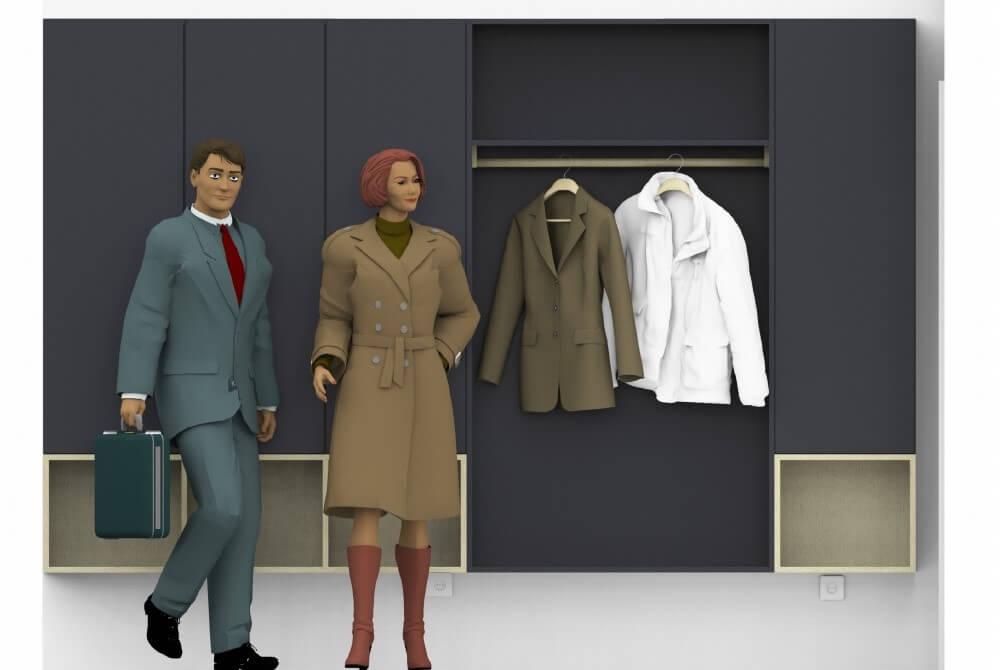 Garderobe 4